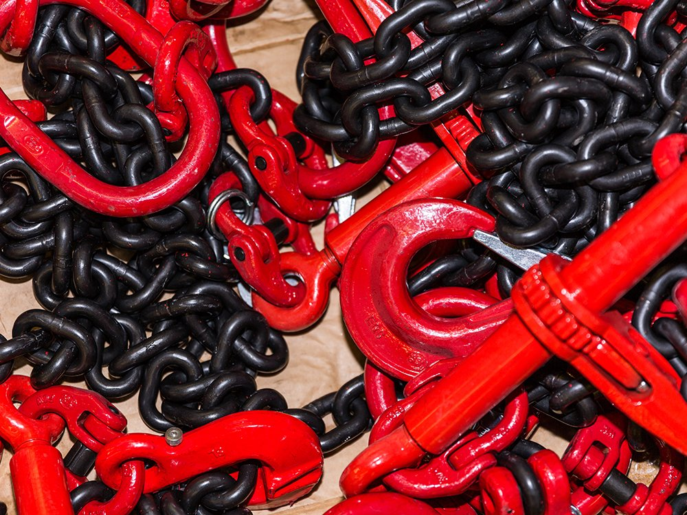 securing tool: chains