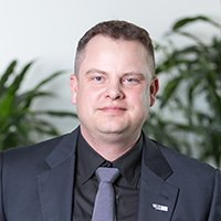Kenneth Carlson, Regional Manager Germany